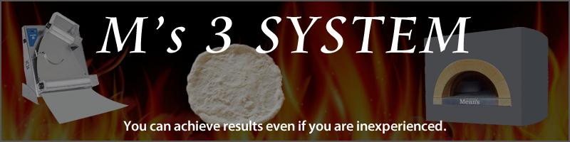 M's3システム